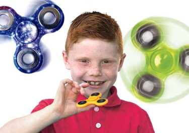 Therapeutic Benefits of Fidget Spinners for autism